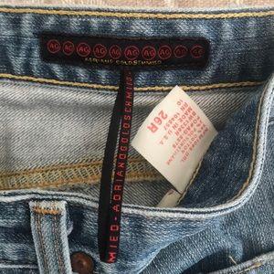 Ag Adriano Goldschmied Jeans - AG Adriano Goldshmied Capri Jeans, The Saga